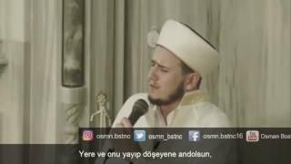 Osman Bostancı ŞEMS Suresi 5-8 Ayeti