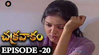 Episode 20 | Chakravakam Telugu Daily Serial