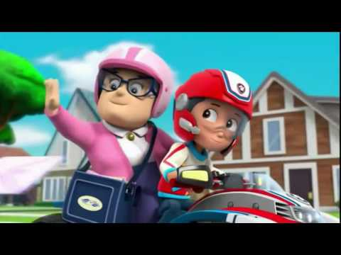 PAW Patrol – Nick Jr. (Afro-Eurasia-Pacific) – new episodes (September 2016) (Russian)