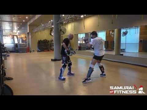 Kickboxing Workout for Weight Loss & Longevity – Samurai Fitness