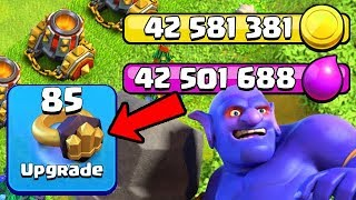 85 MILLION LOOT! TH12 Farm to Max | Clash of Clans