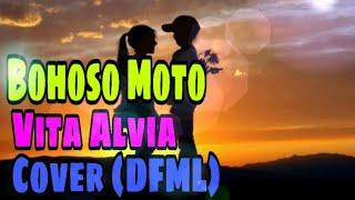 Lirik Bohoso Moto - Vita Alvia cover akustik (DFML)