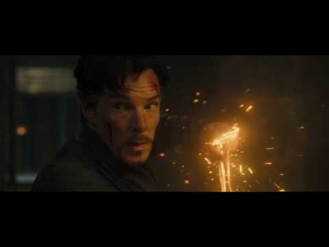 Doctor Strange 'Sanctum Battle' film clip - Official Marvel | HD