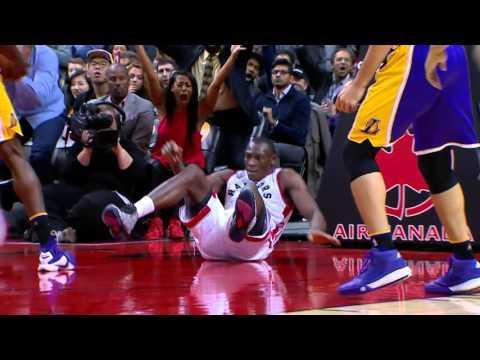 Top 10 NBA Plays: December 7th