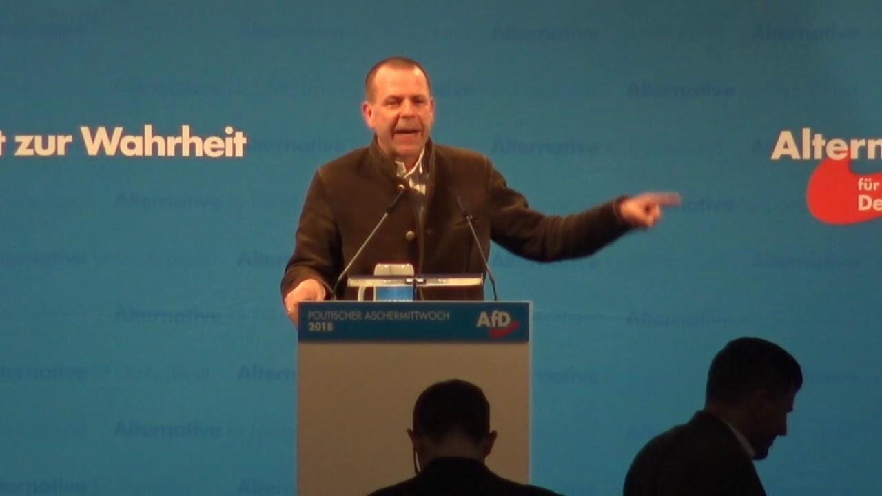 Afd Rede Aschermittwoch
