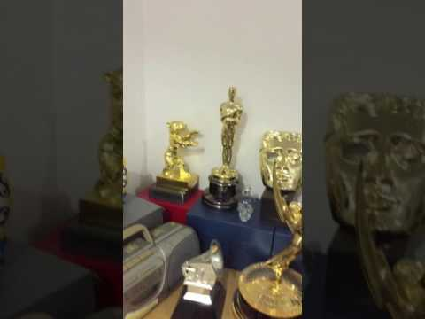 Cinema Trophies replica awards videoshow galley oscar statuette etc etc