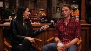 Hart of Dixie Season 2 Finale Interviews! Wilson Bethel, Jaime King, Gloriana!