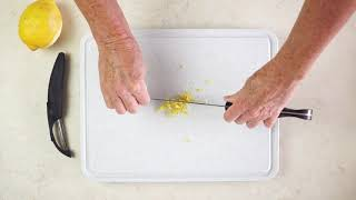 How to Zest Without a Zester