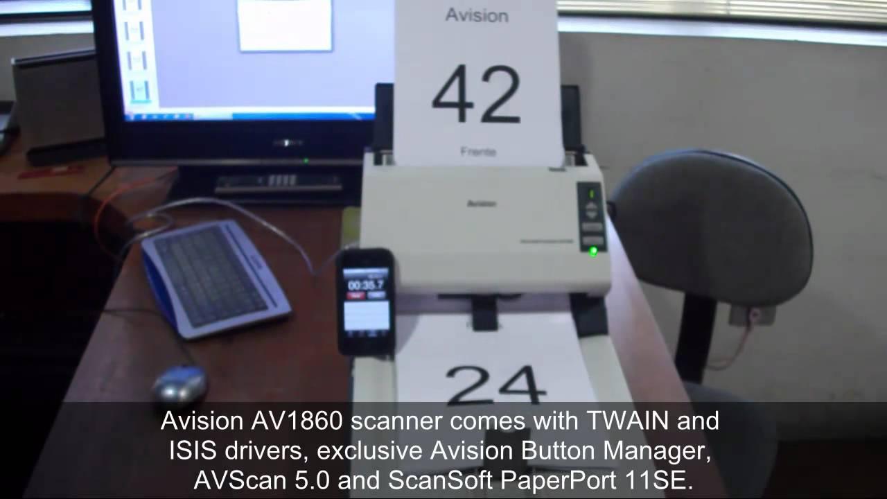 AVISION AV1860 WINDOWS 7 64BIT DRIVER DOWNLOAD