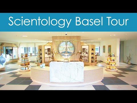 Church of Scientology Basel Switzerland Tour