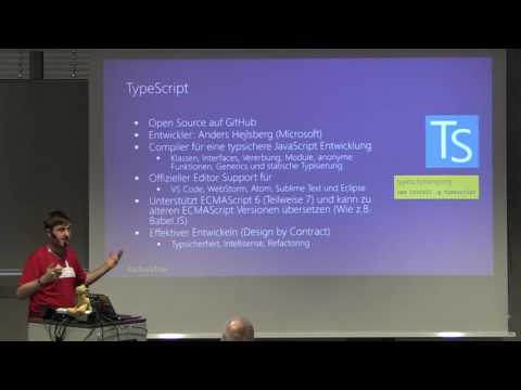 gpw2016 Gregor Biswanger Top 5 JavaScript Tools und Best Practices   mit Microsoft, aber ohne Intern