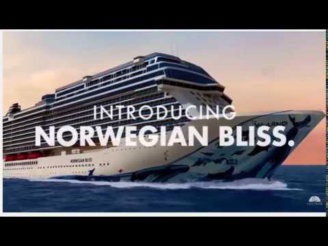 Eby Travel NCL, Norwegian Bliss