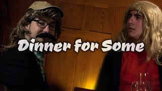 Dinner for Some - (Dinner for One Parodie)