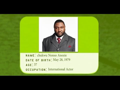 Celebrity Profile on Nonso Anozie  Music Africa TV