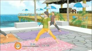 Exerbeat - Wii - Body Conditioning: Yoga & Pilate