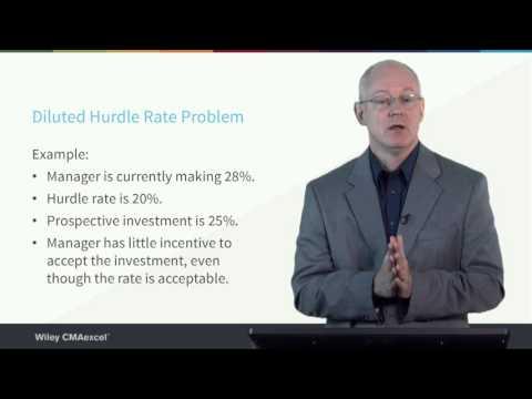 Free CMA Exam Lesson: Capital Budgeting Process