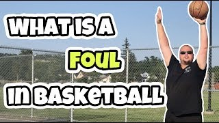 What Is A Foul In Basketball | How To Play Basketball