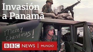 Cómo fue la invasión de Panamá, la última intervención militar de EE.UU. en América Latina