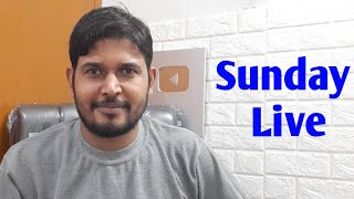 Sunday Live - Ask Your Question, Technology up Live