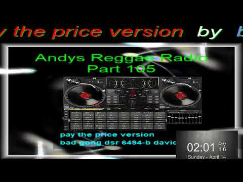 Andys Reggae Radio-Part 105