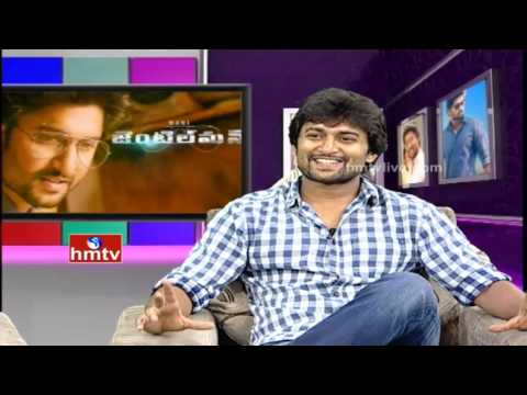 Nani and Niveda Lauds Mani Sharma on Gentleman Music | Exclusive Interview | HMTV