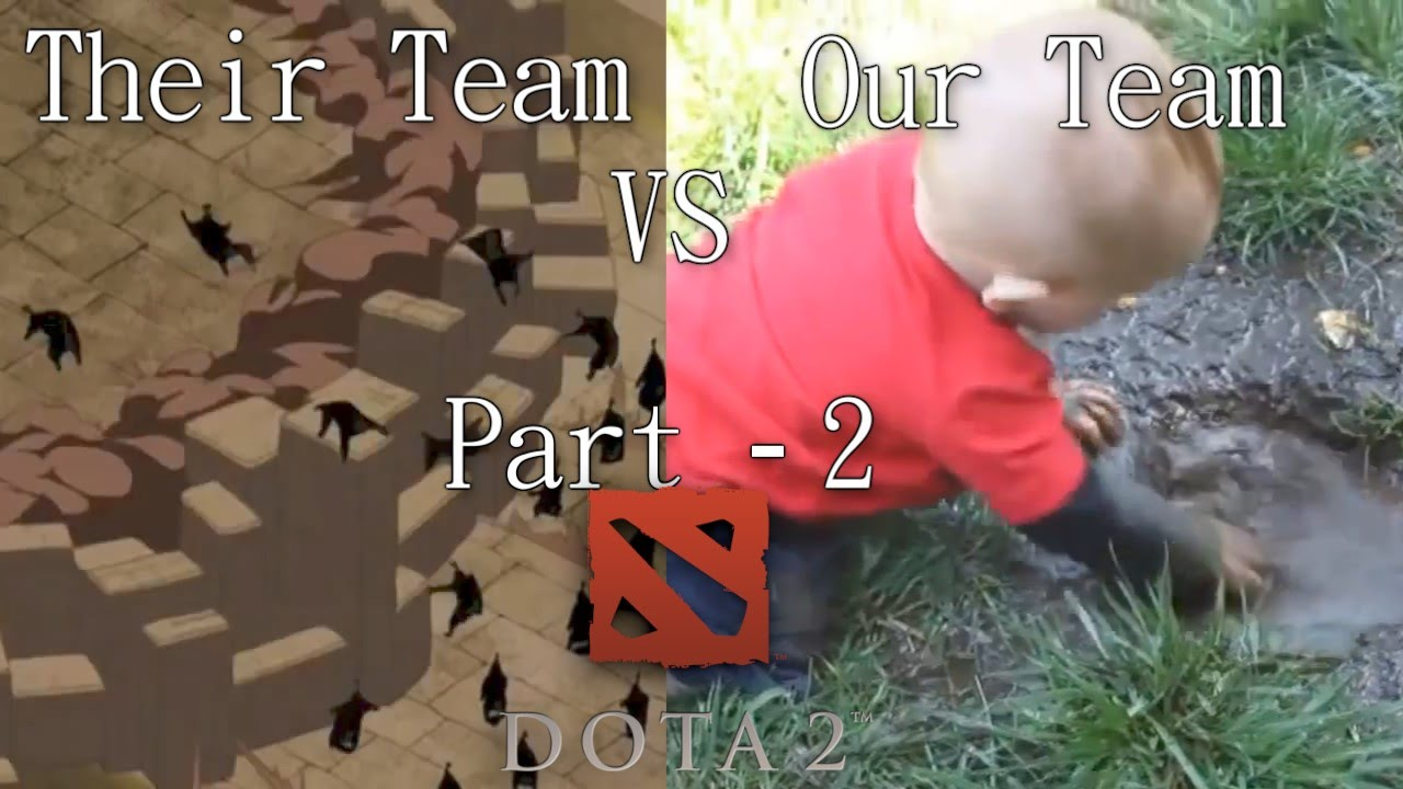 how to create a dota 2 team