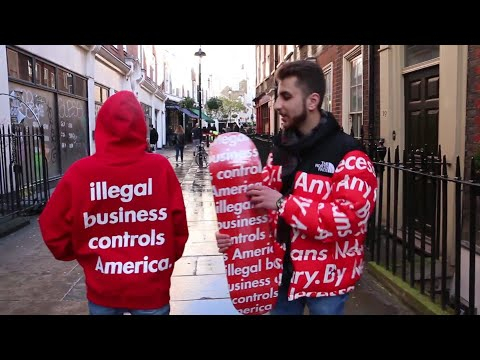 SUPREME SS18 | OPENING DAY WEEK 1 | LONDON DROP