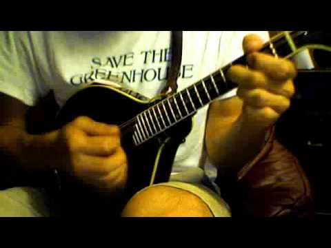 Up And Around The Bend - Bela Fleck Fiddle Tune