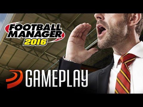 Football Manager 2016: ¿Llevas Un Entrenador Dentro? Gameplay Comentado