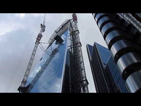 The Scalpel 52 Lime Street City Of London