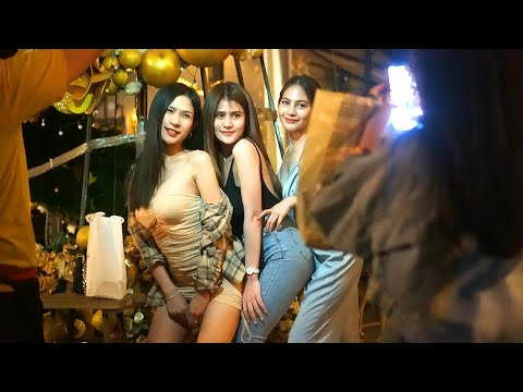 Bangkok Night Street