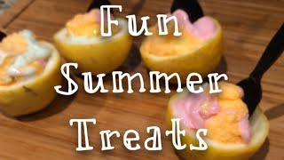 DIY: Tasty Summer Treats♡ Thumbnail