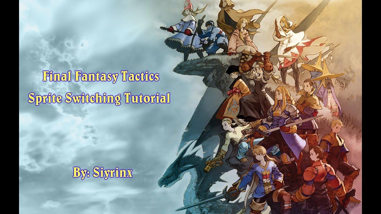 Final Fantasy Tactics New Agrias Sprite By Douglas Tolson
