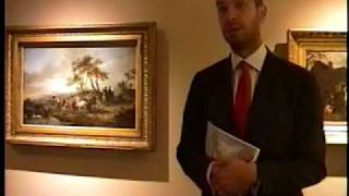 Fresno Met Museum - 4/10/09 Dutch Italianates Tour with Dr. Xavier Salomon - Part 5 of 7