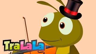Micul greieraș - Cântece pentru copii   TraLaLa