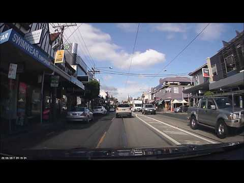 Realtime Driving in Melbourne