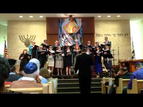 Hanukkah in Santa Monica - NJ Cantors Assembly Ensemble