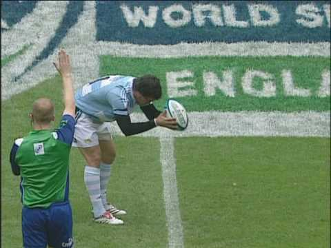 IRB Sevens Classic Matches: Fiji v Argentina, London 2007