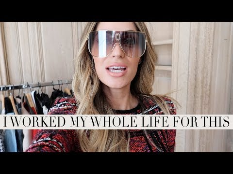 I WORKED MY WHOLE LIFE FOR THIS | Lydia Elise Millen