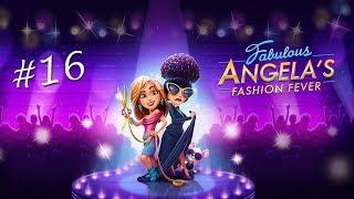 Fabulous Angela's Fashion Fever #16 Levels 58 - 60