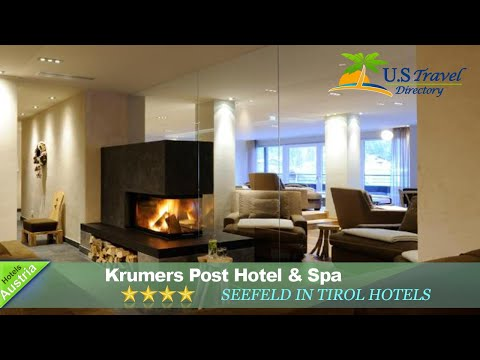Krumers Post Hotel & Spa - Seefeld In Tirol Hotels, Austria