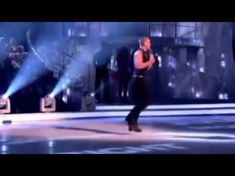 Matthew Wolfenden - Ultimate Skills Test - Semi Final - Dancing On Ice