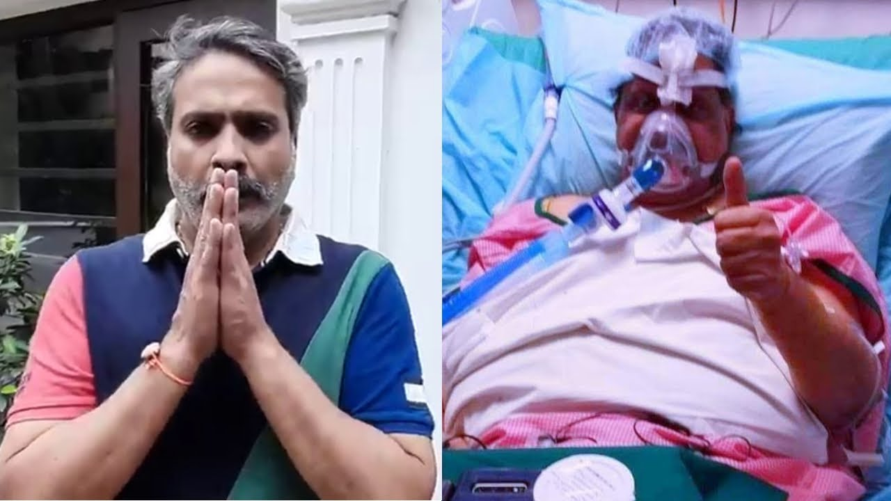 Appa Is Still Critical - S.P.Charan | SPB In ICU | SPB ...