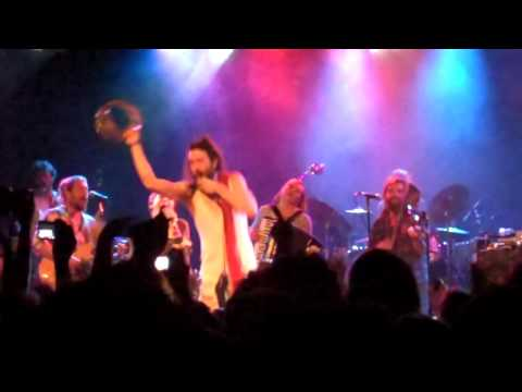 Edward Sharpe & the Magnetic Zeros Live Home