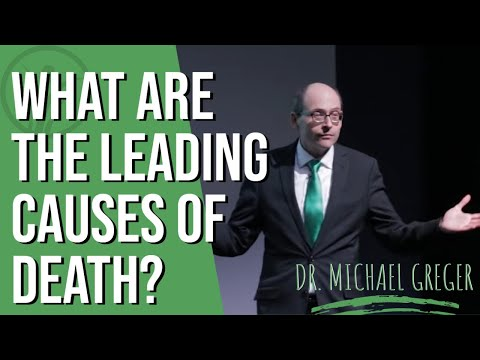 Uprooting the UK's Leading Causes of Death with Dr Michael Greger