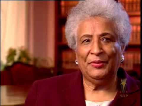 Constance Baker Motley: Fear, As A Black Lawyer