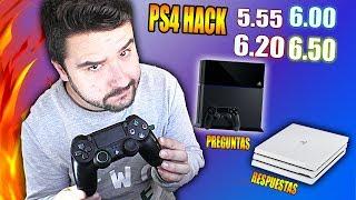 PS4 JAILBREAK RESPUESTAS SOBRE ONLINE-HACK COMPLETO-PS4 JAILBREAK 5.05 5.55 6.20-9BRITO9