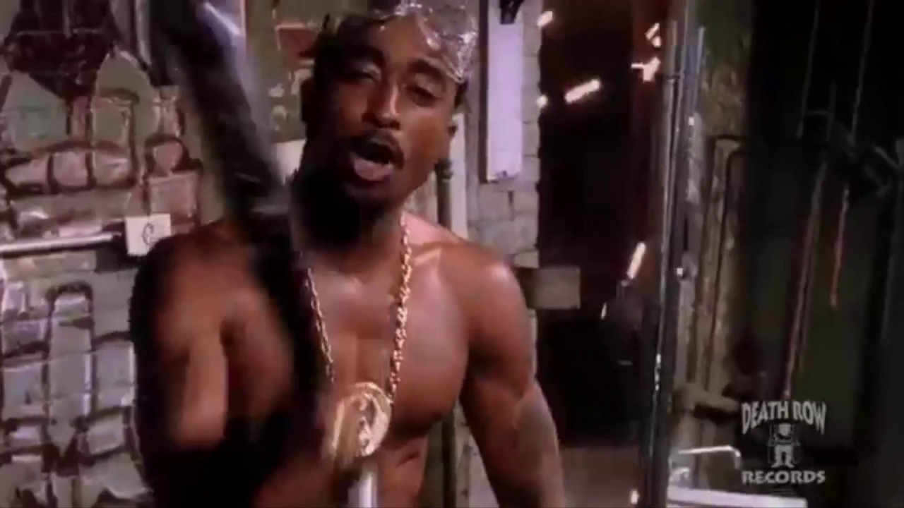2 pac fuck the world