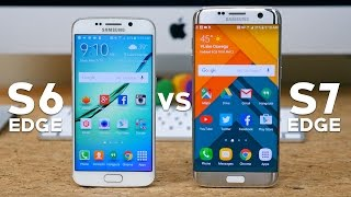Galaxy S6 edge vs Galaxy S7 edge: What