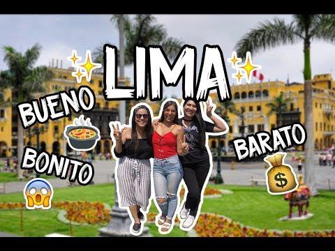 TODO SOBRE LIMA: BUENO, BONITO Y BARATO - MPV